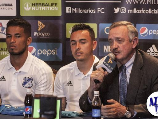 """""""Nuestro objetivo es tener un Millonarios que sea continuamente campeón"""": Enrique Camacho"""