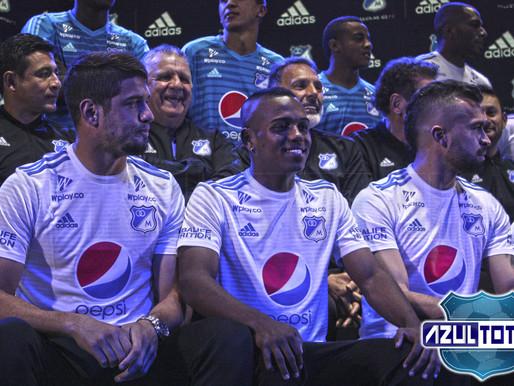 Como local, Millonarios inicia la búsqueda de la Copa Águila 2018