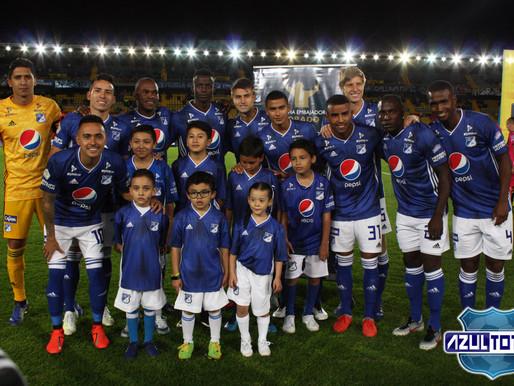 Millonarios venció 2-0 a Tigres en El Campín