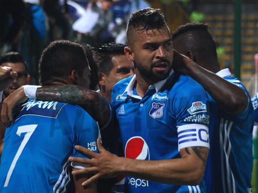 En fotos, el empate ente Millonarios y Equidad por la ida de los cuartos de final