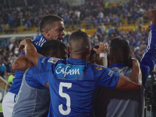 Cristian Arango, nuevo delantero de Millonarios