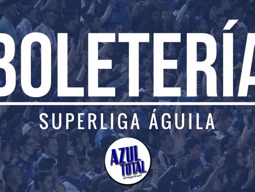 BOLETERÍA | ¡A llenar la casa en la SuperLiga!