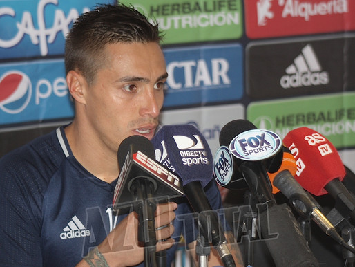 """""""No solamente es clasificar al octogonal sino quedar campeones"""" Henry Rojas"""