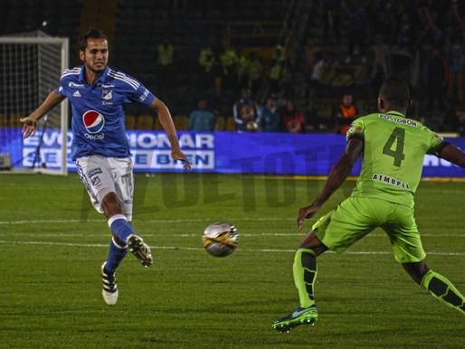 Gabriel Díaz no seguirá siendo defensa de Millonarios
