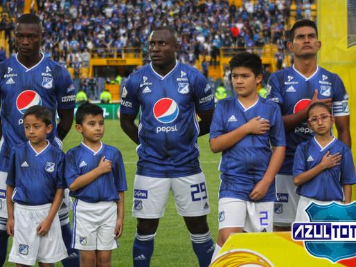 Con dos novedades, Millonarios se enfrenta a Cúcuta Deportivo para seguir como líder de la Liga Águi