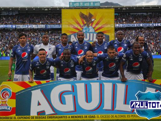 1x1 | Con puntos altos y bajos, Millonarios empató con Nacional en un partido intenso