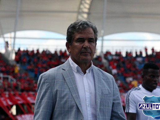 Jorge Luis Pinto fue citado por el Comité Disciplinario del Campeonato