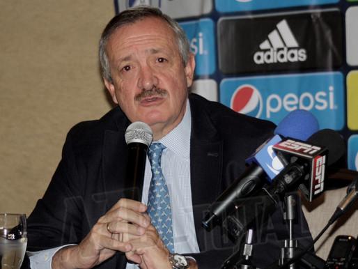 """""""Ya tenemos lista la sede, el equipo estará entrenando ahí pasado mañana"""": Enrique Camacho"""