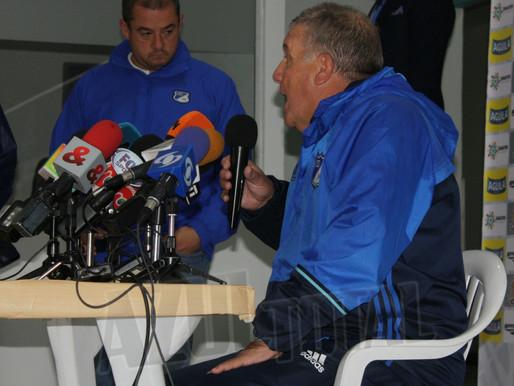 """""""Me gustó mucho el equipo, jugamos con inteligencia"""" Hugo Gottardi"""