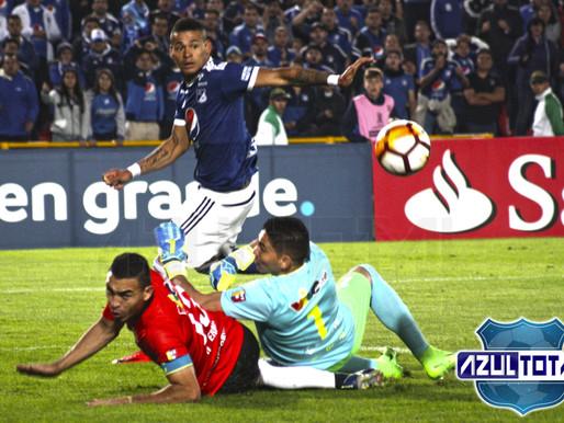 Ante Dep. Lara, Millonarios buscará tres puntos que lo acerquen a la clasificación en Libertadores