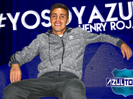 Henry Rojas y un zurdazo para la historia