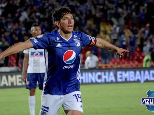 Millonarios, cada vez mejor: goleó 4-0 al Unión Magdalena y sigue líder de la Liga Águila