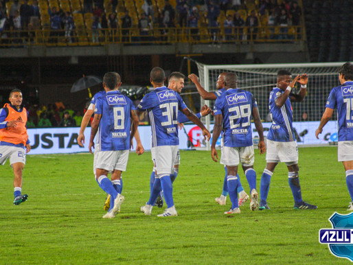 Millonarios enfrenta a Rionegro con novedades en los convocados