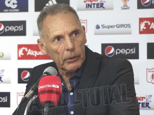 """""""Para la gente y para Millonarios es importante este tipo de victorias"""" Miguel Ángel Russo"""