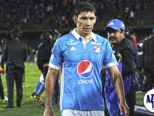 """""""Me estoy adaptando muy bien a la altura y al equipo"""": Roberto Ovelar"""