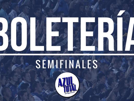BOLETERÍA | ¡A llenar la casa en las semifinales!