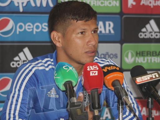 """""""Millonarios es un equipo grande y tenemos que proponer en todas las canchas"""" Rafael Carrascal"""
