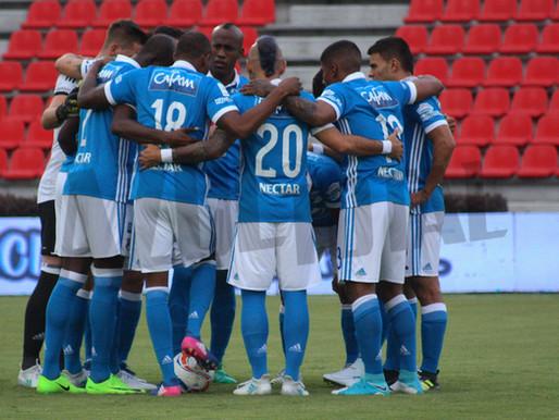 El empate entre Tolima y Millonarios desde el lente de Azul Total