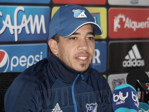 """""""No importa quién haga los goles, lo importante es ganar"""": Maximiliano Núñez"""