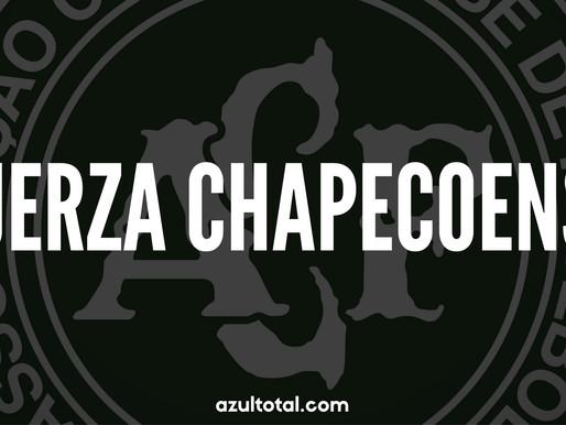 Jugadores de Millonarios se solidarizan con Chapecoense