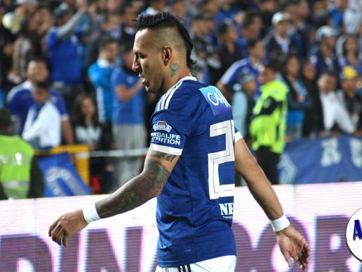 """""""Nosotros estamos saliendo a jugar igual como de local"""": Juan Guillermo Domínguez."""