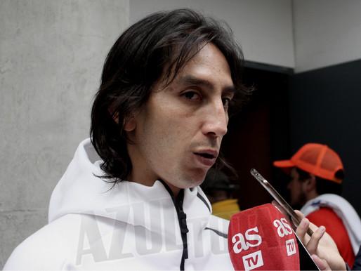 """""""Es real que hay ofertas de Estados Unidos y Perú"""": Rafael Robayo"""