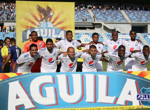 1x1   Millonarios, de menos a más, en empate con Unión Magdalena en Santa Marta
