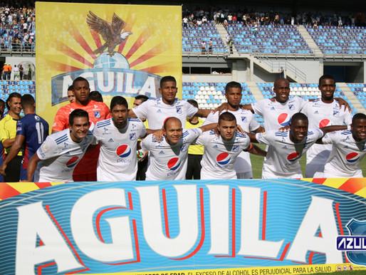 1x1 | Millonarios, de menos a más, en empate con Unión Magdalena en Santa Marta