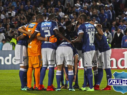 ¿Libertadores o Sudamericana? Las cuentas de Millonarios para jugar torneo internacional en 2018-II