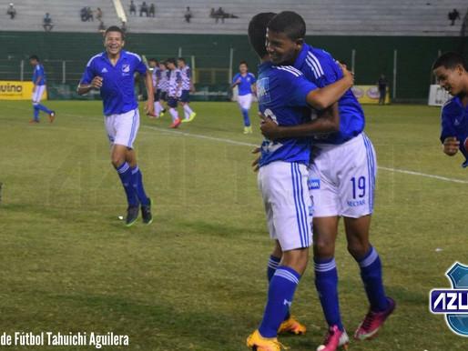 Torneo interno Azul y Blanco busca un nuevo campeón