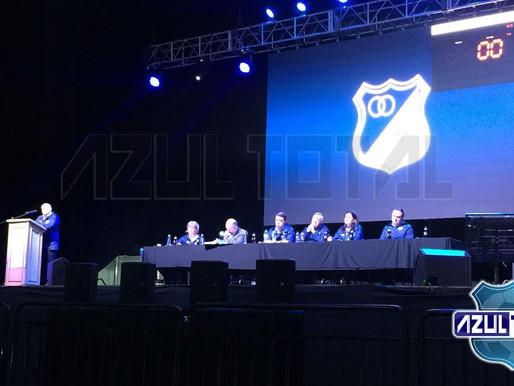 Informe de Gestión 2017 de Millonarios FC