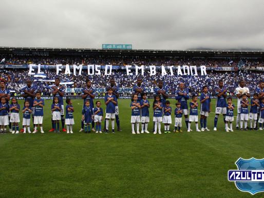 Sin los refuerzos, ni con Santiago Montoya; Millonarios viajó a Costa Rica