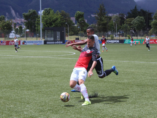 Frente al Cúcuta, Millonarios jugó sus primeros amistosos