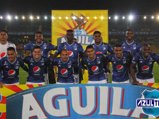 1x1 | Millonarios empató con Llaneros en un partido muy regular