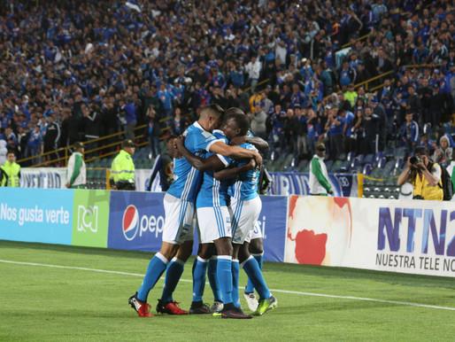 Millonarios por un tiquete a la Fase III de Copa Libertadores