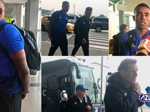 Con seis novedades, Millonarios viajó a Itagüí