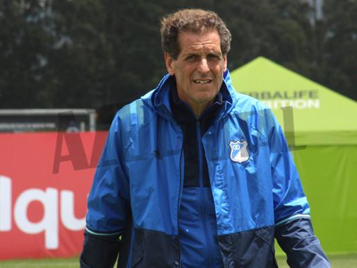Guillermo Cinquetti, preparador físico de Millonarios, sancionado cuatro fechas