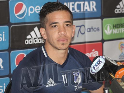 """""""El objetivo es poder lograr algo con esta camiseta tan importante"""" Maximiliano Núñez"""