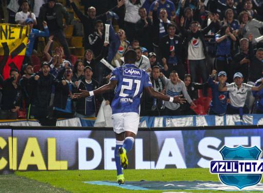 Millonarios a un paso de la clasificación: venció 1-0 al Cúcuta