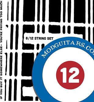 12/8 String Sets