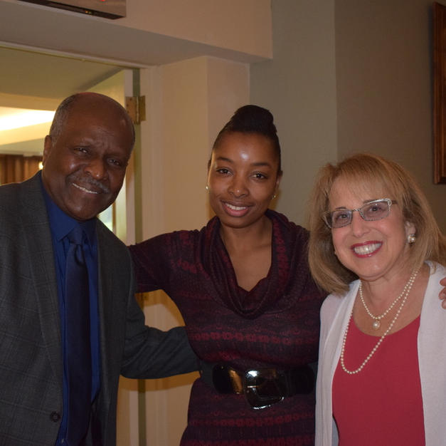 Leroy, Robertha and Barbara