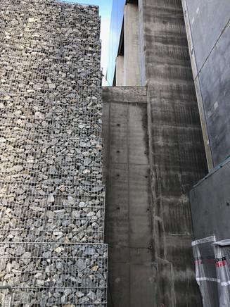 Eon Högbytorp Stödmur 1