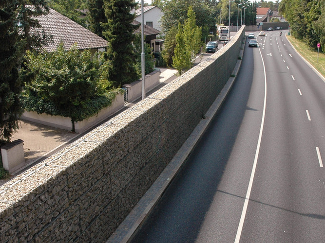 Fristående Mur