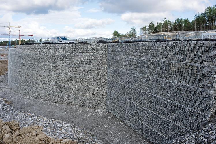 Eon Högbytorp Stödmur 4