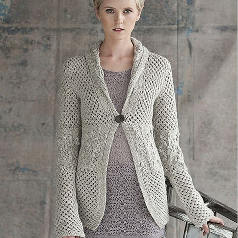 #28 Textured Jacket