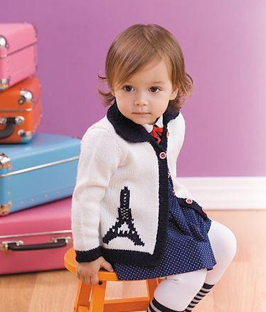 #32 Parisian Cardigan