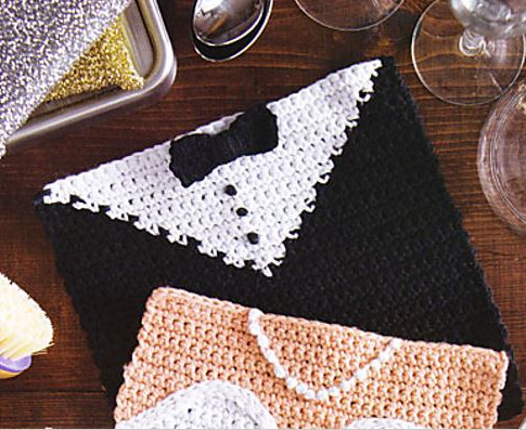 Groom Dishcloth