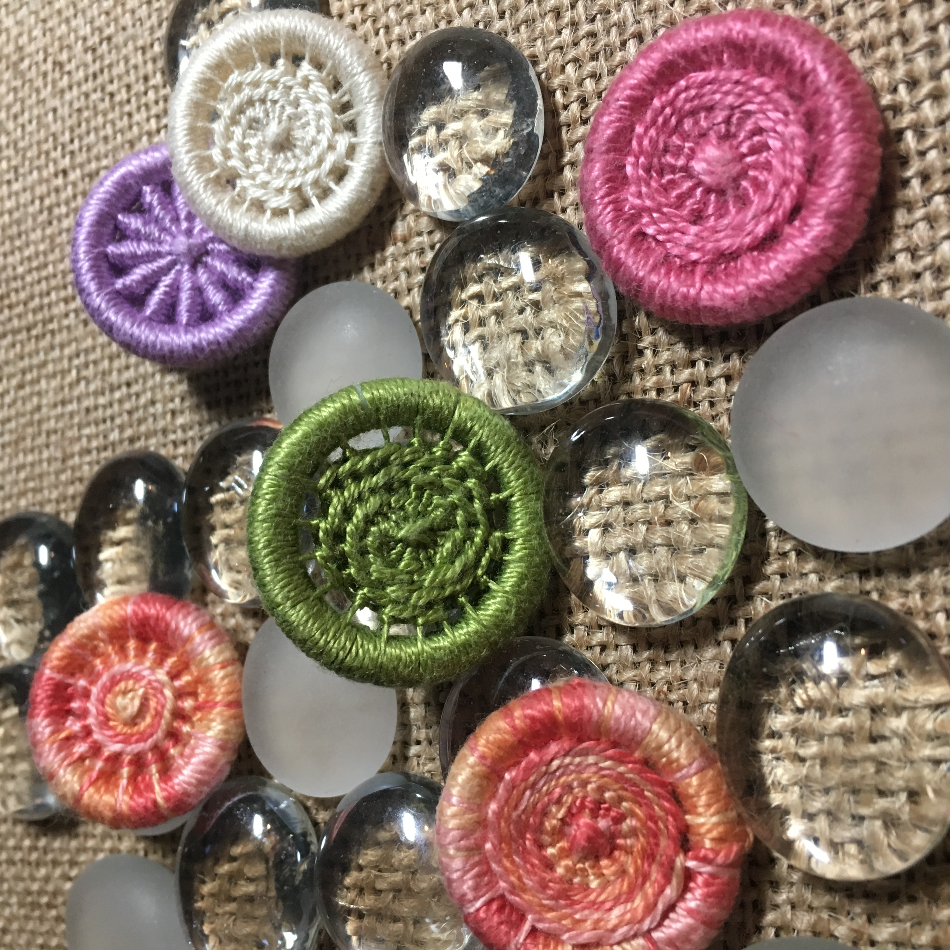 OLSKI Introduction to Dorset Buttons