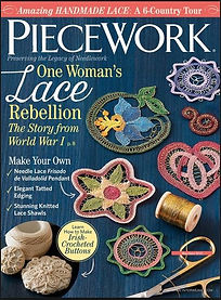 Cover Piecework Magazine May June 2018.J