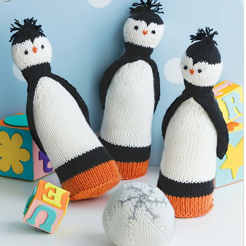 Penguins Bowling